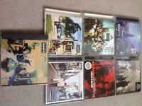 OASIS - FANTASTIC CD COLLECTION WITH LIMITED EDITIONS