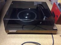 Vintage Ferguson Record Player For spares or repair