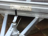 """"""" KAY TRAILER'S of KINROSS """"Heavy Duty Industrial Trailer (Straight From The Council )"""