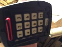 50's style landline phone