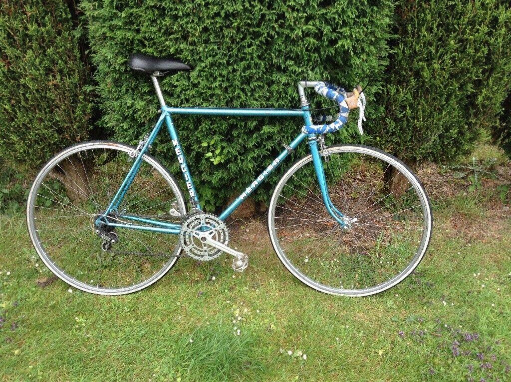 Vintage (1978) Mercier Racing Bike