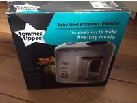 Tommie tippee baby food steamer and blender
