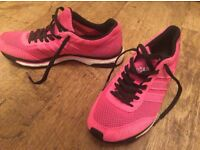 Adidas boost lightweight trainers, a small size 7, never worn