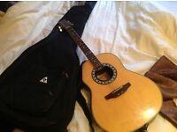 Santa Ana semi acoustic