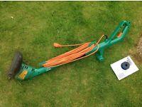Black & Decker lawn trimmer