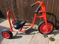 Brian Clegg Dragster Trike