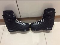 Anarchy Agressive In-line skates (size 8)
