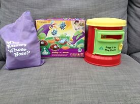 3x early learning games