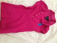 Ralph Lauren genuine dress 2 years pink