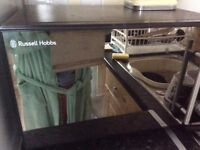 Russell hobb microwave grill and convection