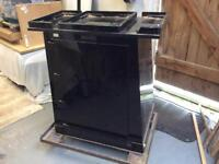 acrylic (heavy) cabinet - used as table saw stand - was a jewellery display of sorts