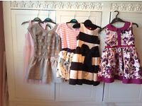 Next dresses aged 3-4 and 4-5