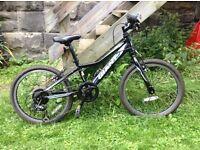 Giant kids mountain bike - 20 inch wheels