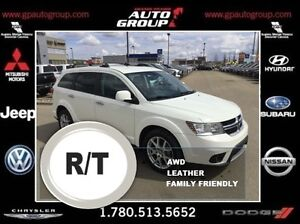 2014 Dodge Journey R/T | Fuel Efficient | Family Friendly
