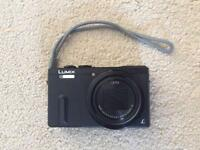 Panasonic LUMIX DMC - TZ60 18.1 MP Compact digital camera - black