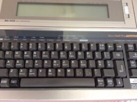 Panasonic Word Processor Model W940