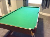 Brand new 6ftx3ft pool table top