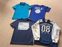 Huge bundle designer boys clothes age 13 -16 years