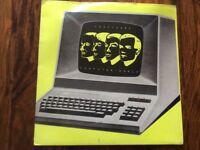 Kraftwerk Computer World Vinyl Album EMC 3370