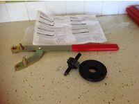 Sealey crankshaft remover
