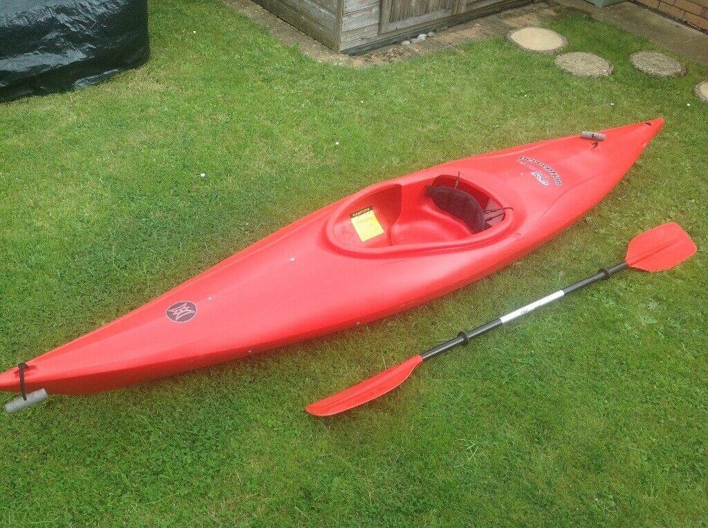 Super Lightweight Junior Kayak / Canoe | in Exmouth, Devon | Gumtree