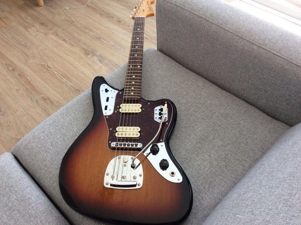 Fender jaguar classic player hh for sale