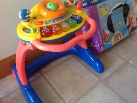 Vtech Grow and Go baby Walker Grows with baby