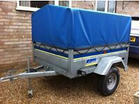 Lider Seville Trailer - get ready for your camping trip!