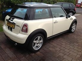 2009 Mini Cooper d, absolute bargain