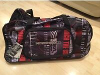 New Nitro Sports Holdall Bag For Sale. Brand New.