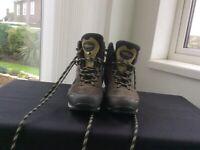 Meindl Softline Goretex Walking Boots Size 8