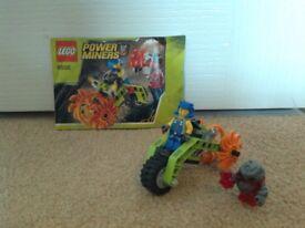 Lego Power Miners 8956 Stone Chopper