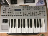 Novation X Station - 25 key synth / MIDI controller / audio interface