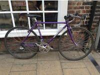 Arthur Caygill 49cm road/audax bike. Columbus frame