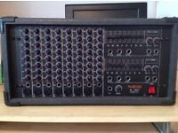 McGegor stereo PA amp mixer.