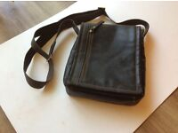 Gents Leather Satchel / Bag