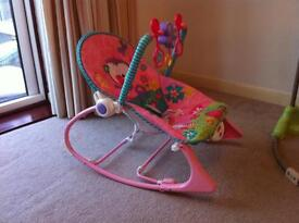 Fisher price bouncer as new