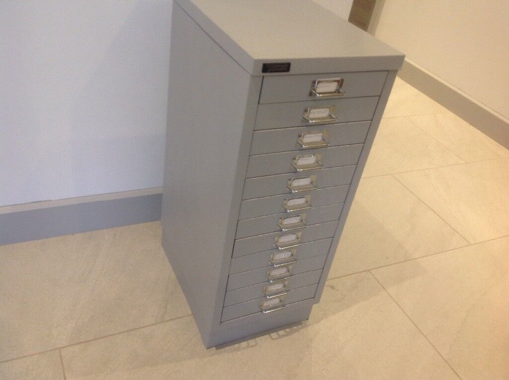 Neat Compact Filing Cabinet