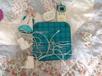 Angelcare ac401 baby monitor with sensor pad