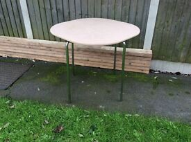 COMPACT FOUR SEATER DINING TABLE