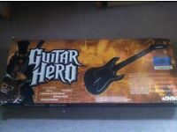 Guitar Hero Guitar Controller for Playstation 2