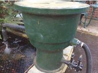 Pond filter huge
