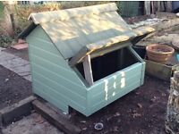 Sturdy Chicken House