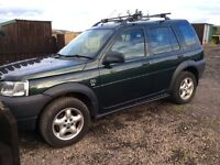 Land Rover Freelander td4 may swap