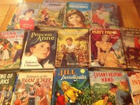 Selection of girls books