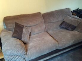 Bargain SCS Sofa and armchair