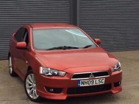 2009 Mitsubishi Lancer 2.0 DI-D GS4 Saloon 4dr Diesel Manual