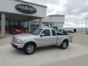 2010 Ford Ranger 4X4 / Sport / NO PAYMENTS FOR 6 MONTHS