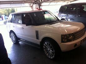Land Rover Range Rover 4.4 V8 Vogue 5dr LPG 90ltr tank NEW ENGINE STUNNING CAR