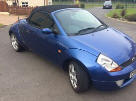 2003 Ford StreetKa convertible